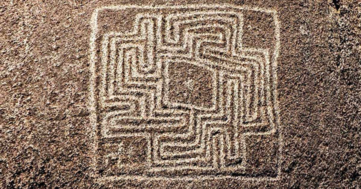 Ancient Travelers or Local Artists? Who Made the Enigmatic Hemet Maze Stone?