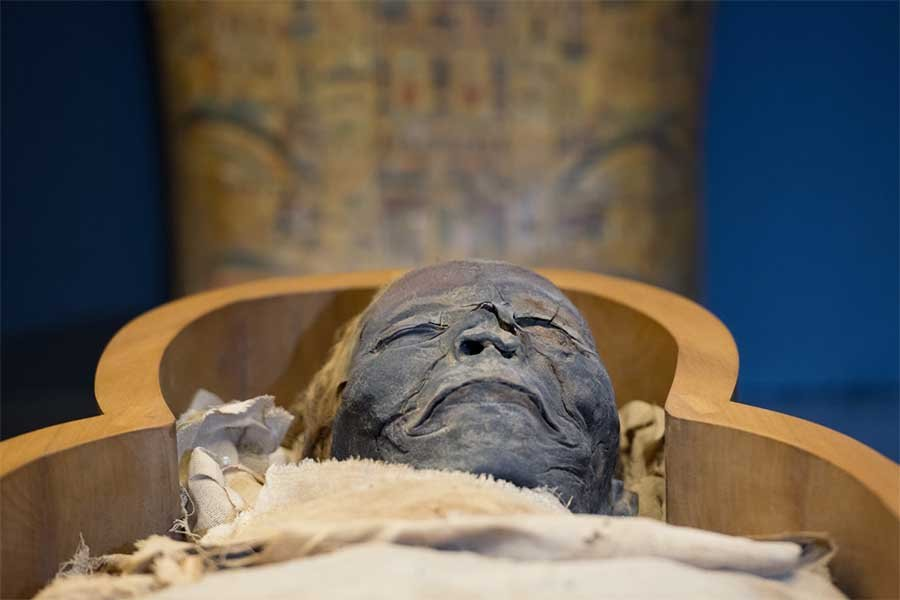 Ancient Egyptian Papyrus Reveals Secrets to Embalming the Face!