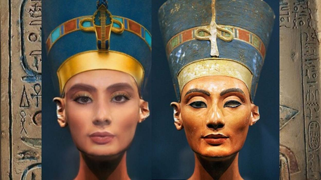 Bust of Contention: Nefertiti's sculpture raises issues of