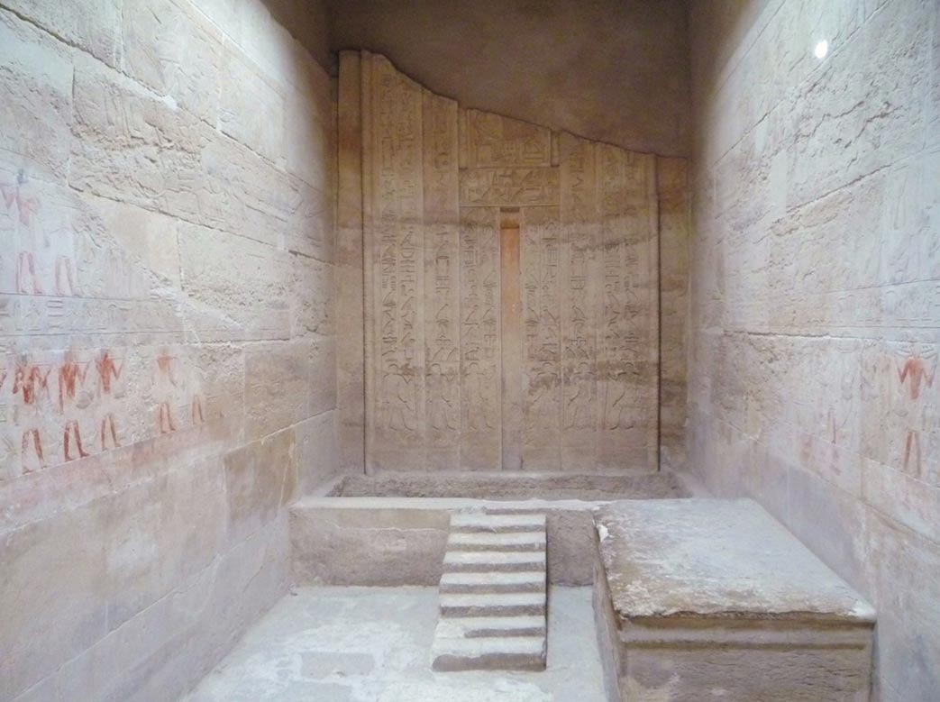 False Doors: The Gateways to the Egyptian Underworld