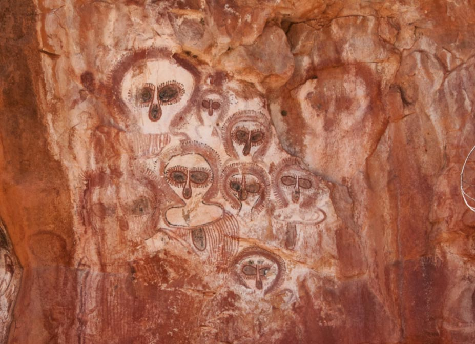 New research may establish australian rock art as the