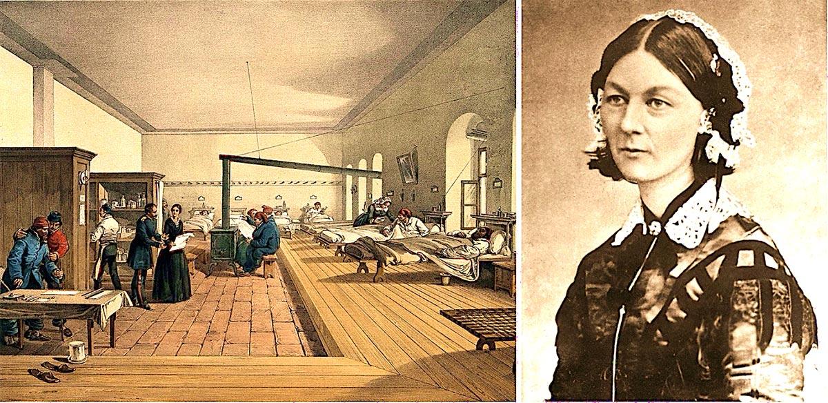 A History Of Nursing Heroes From Florence Nightingale To Coronavirus Ancient Origins