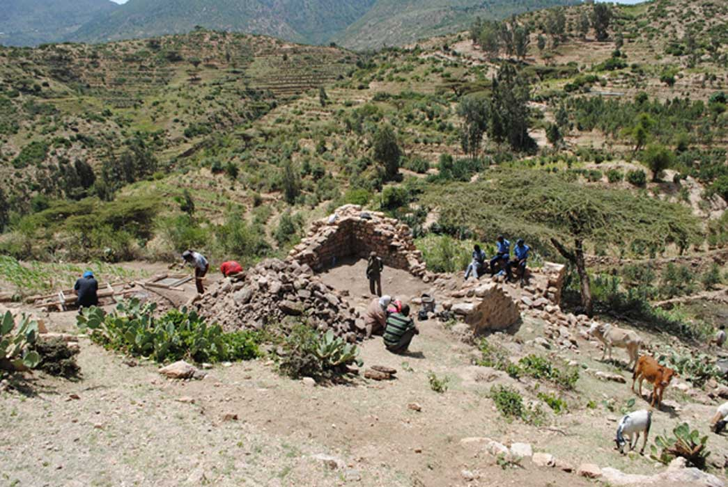 10th Century Forgotten City Unearthed in Ethiopia, Once