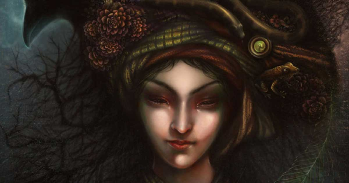 Gaia The Greek Earth Goddess Had No Tolerance For Cruel