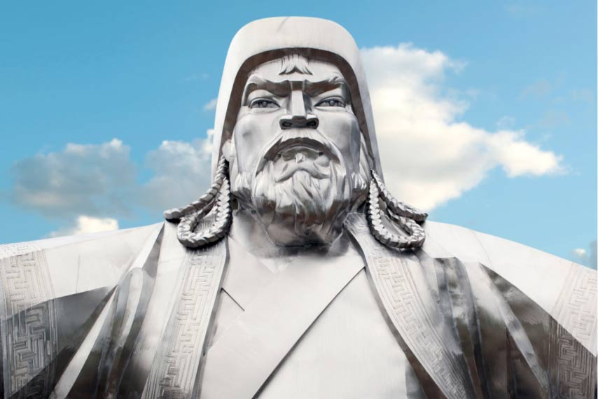 Statue of Ghengis Khan