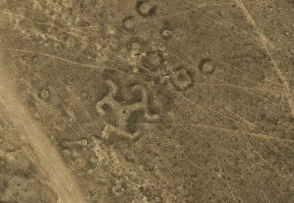 Ancient Geoglyphs of Kazakhstan
