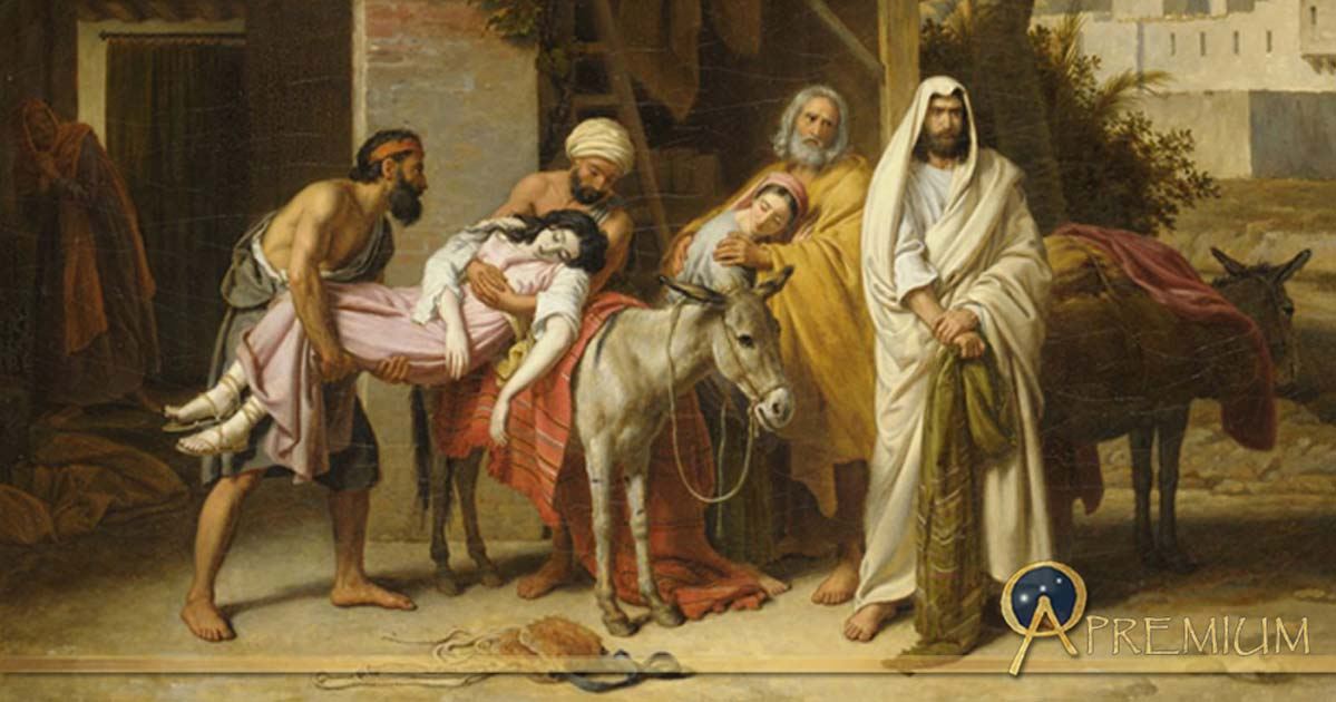 The Levite of Ephraim avenging the death of his wife as the victim of brutality by the Benjamites  by  Alexandre-François Caminade  (1837)