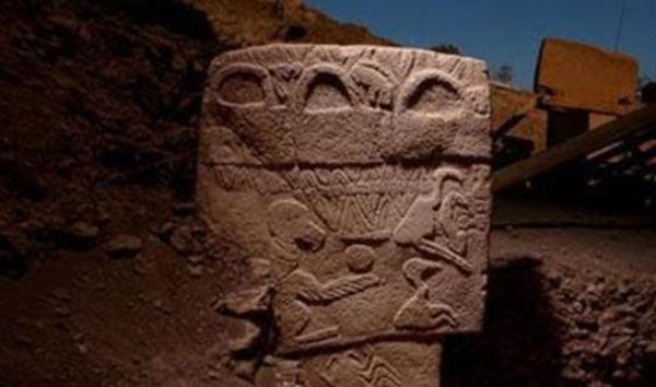Göbekli Tepe - oldest known sculptural workshop