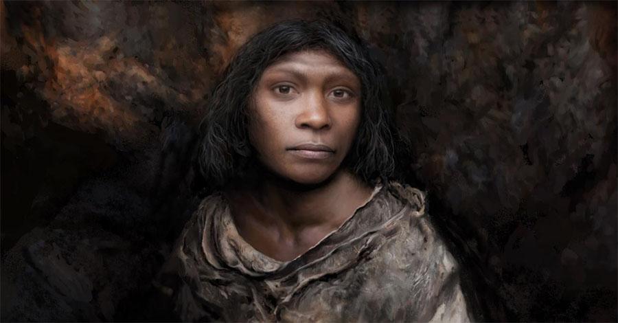 Girl of Gran Dolina, Individual H3