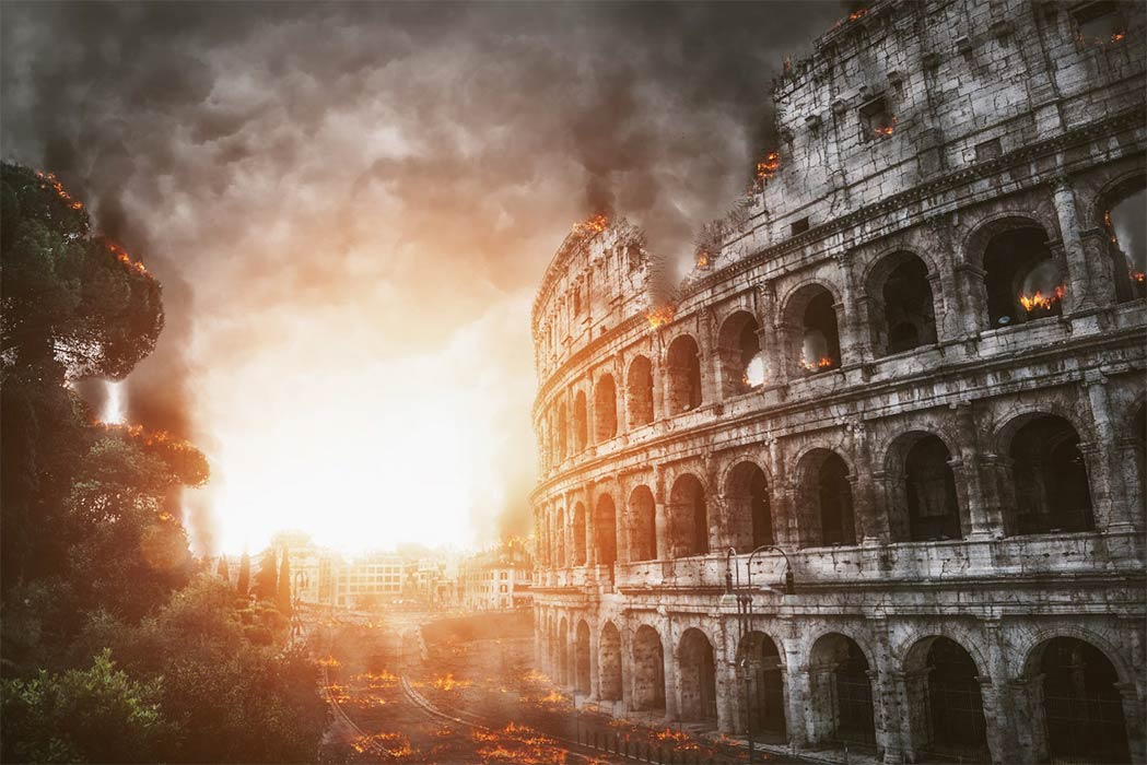 New Claims the Great Fire of Rome Was Exaggerated And Nero Was A Hero