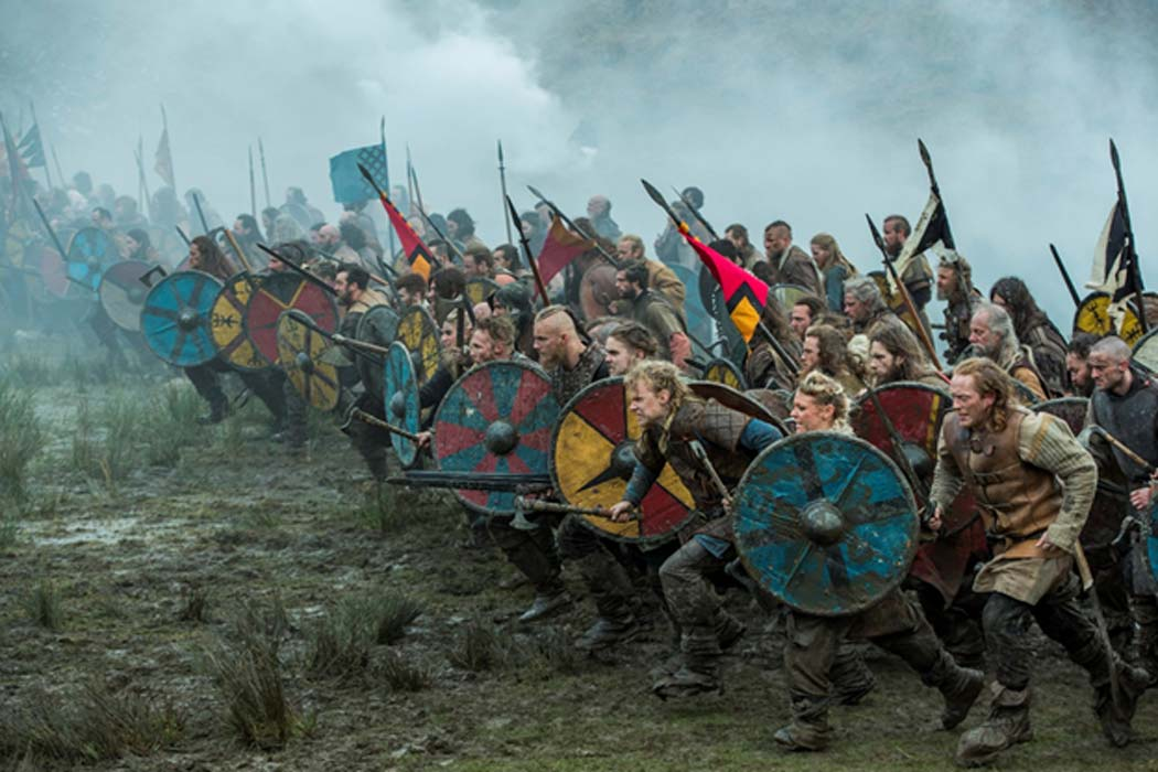 The Great Heathen Army