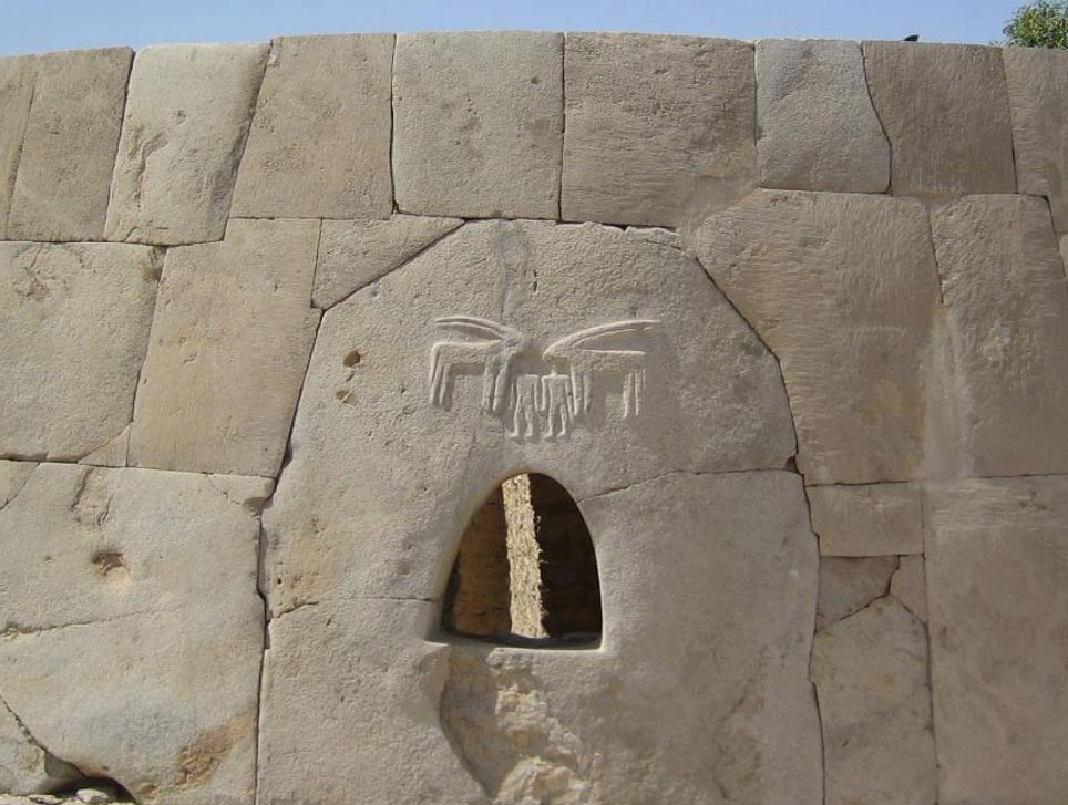 The Great Tomb at Hili, Al Ain, built around 3000 BC
