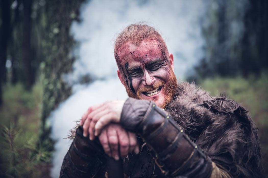 The word 'happy' has Old Norse origins