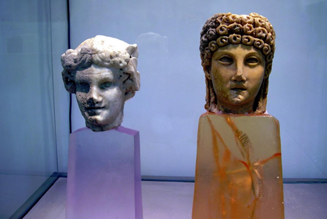 Hermas as Guidance and Protection for Travelers in Ancient Greece.