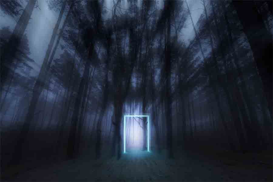 The Hoia Forest in Romania has become connected to paranormal activity in local legends and is said to be haunted by unfriendly spirits.