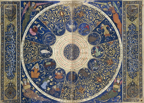 Horoscope of Prince Iskandar
