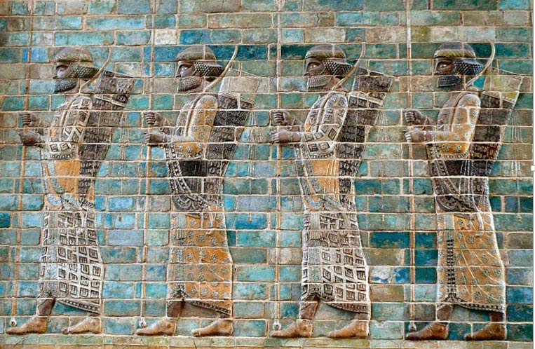 Has the mystery of the Lost Persian Army finally been solved