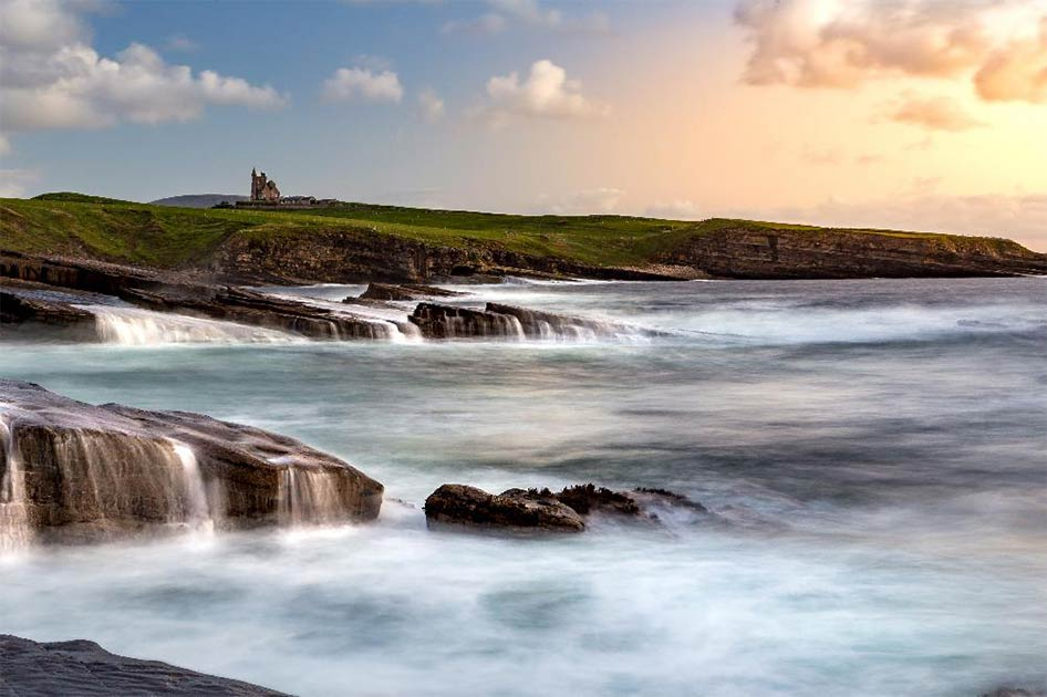Wild Atlantic way, Sligo, Ireland. Is Ireland the legendary Atlantis? Source: Bruno Biancardi /Adobe Stock