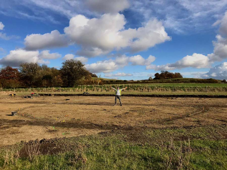 Unexpected Iron Age Settlement and Roman Villa Found in Oxfordshire