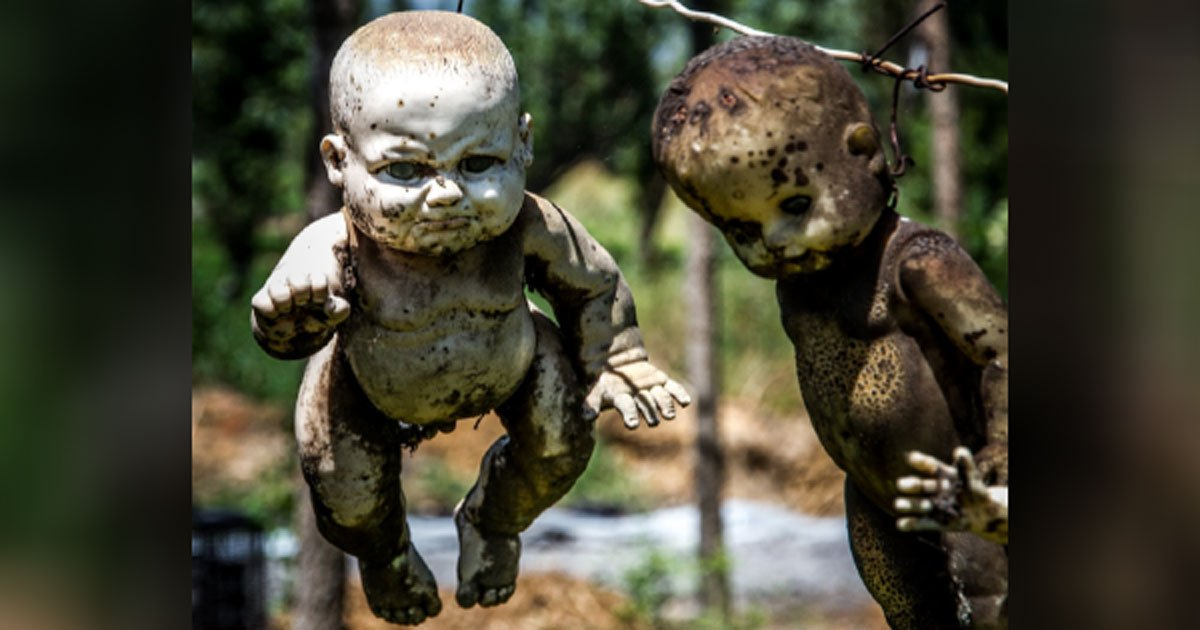 Is the Island of Dolls Haunted? An Eerie Tribute to a Little