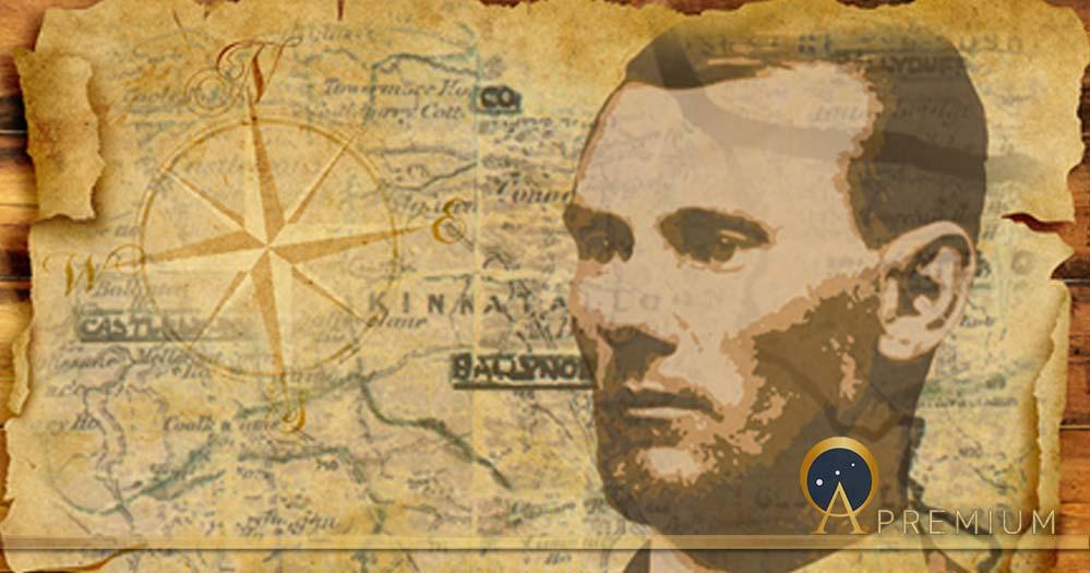 Portrait of Jesse James. (Deriv) (pict rider / Adobe Stock)