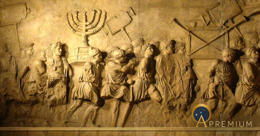 Politics Behind The Jewish-Roman War: Vespasian Versus Izates Manu