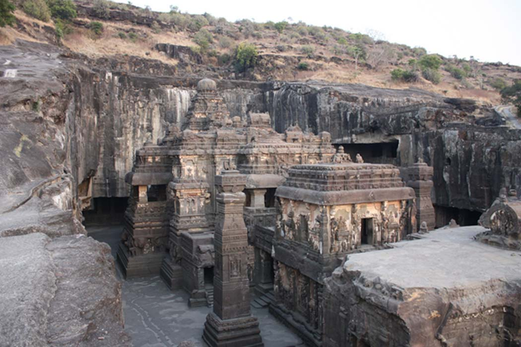 Kailasa Temple: How Was This Massive Hindu Temple Carved out of a Single Rock?