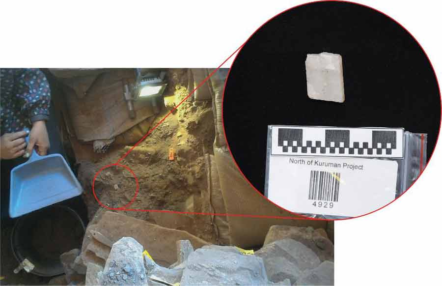105,000-Year-Old Kalahari Crystals Challenge Cultural Evolution Story