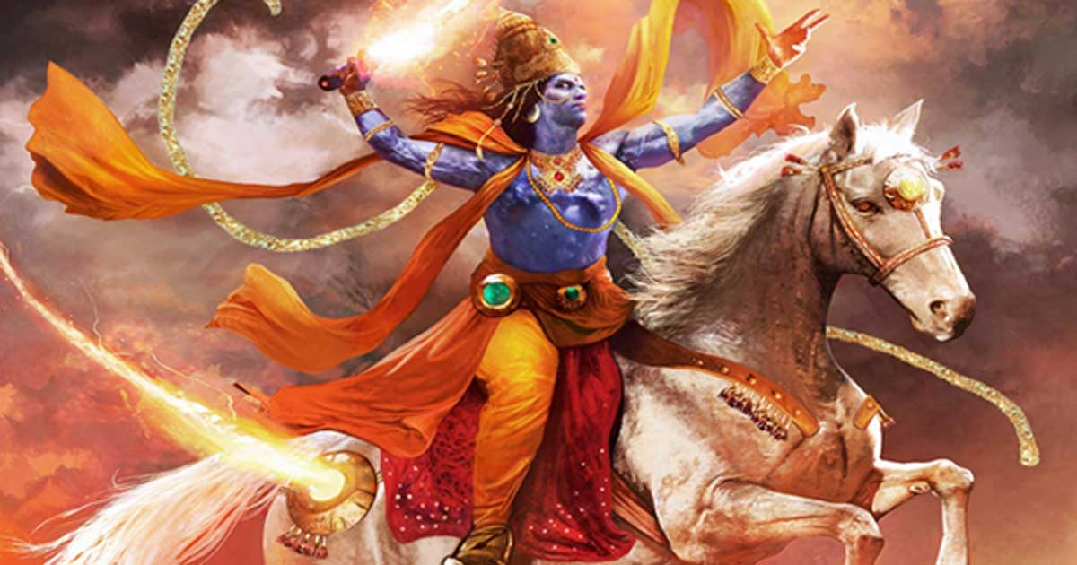 When Kalki the Destroyer Descends: Greed, Corruption, War