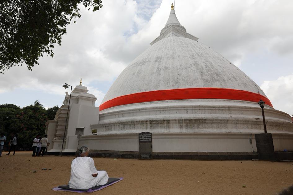 Kelaniya Raja Maha Vihara Tempel in Colombo         Source: hecke71 / Adobe Stock
