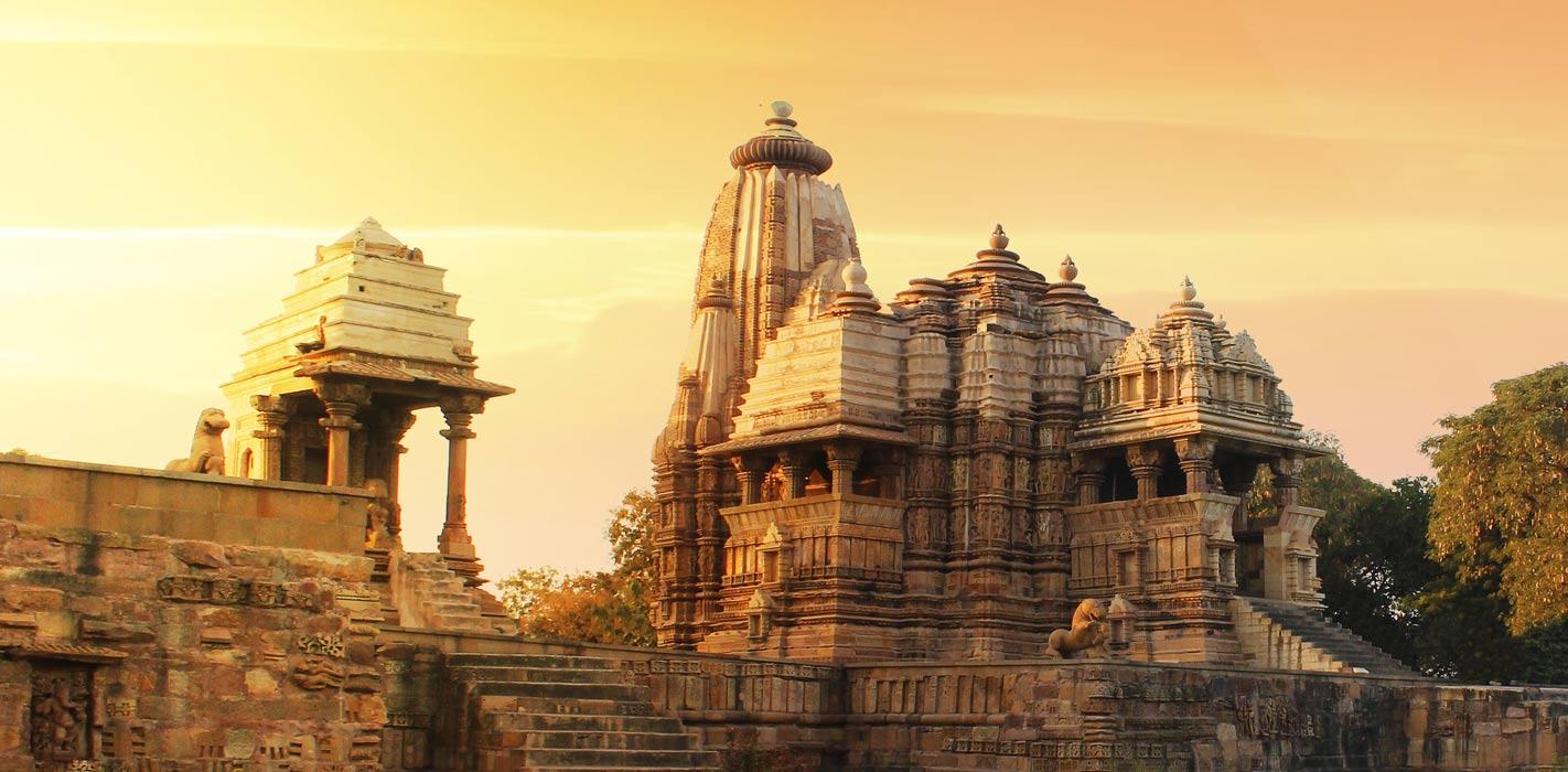 Temple Khajuraho, India
