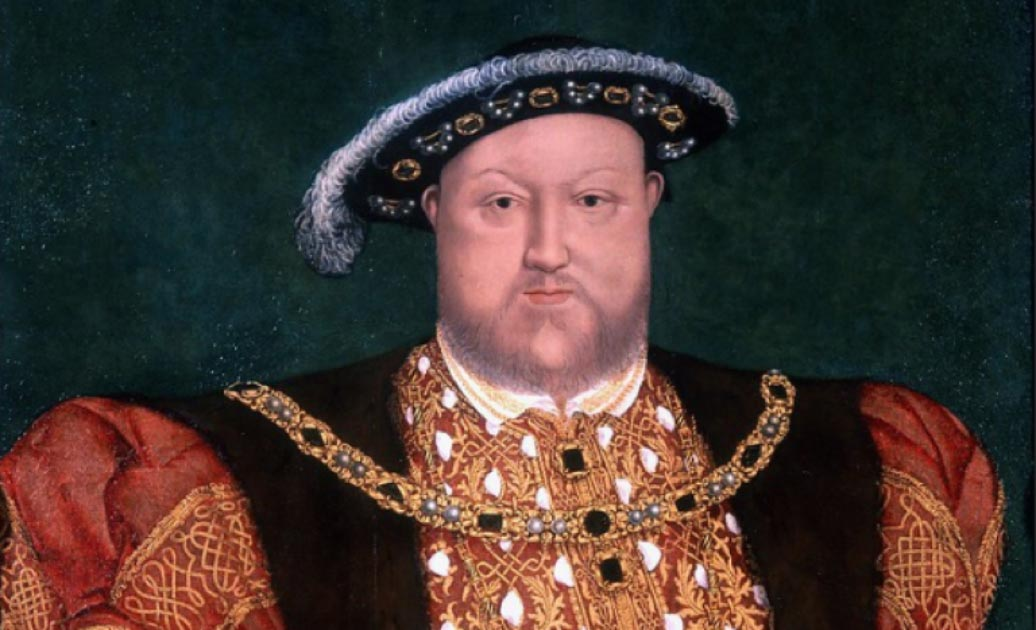 King Henry VIII. (Ann Longmore-Etheridge / Flickr)