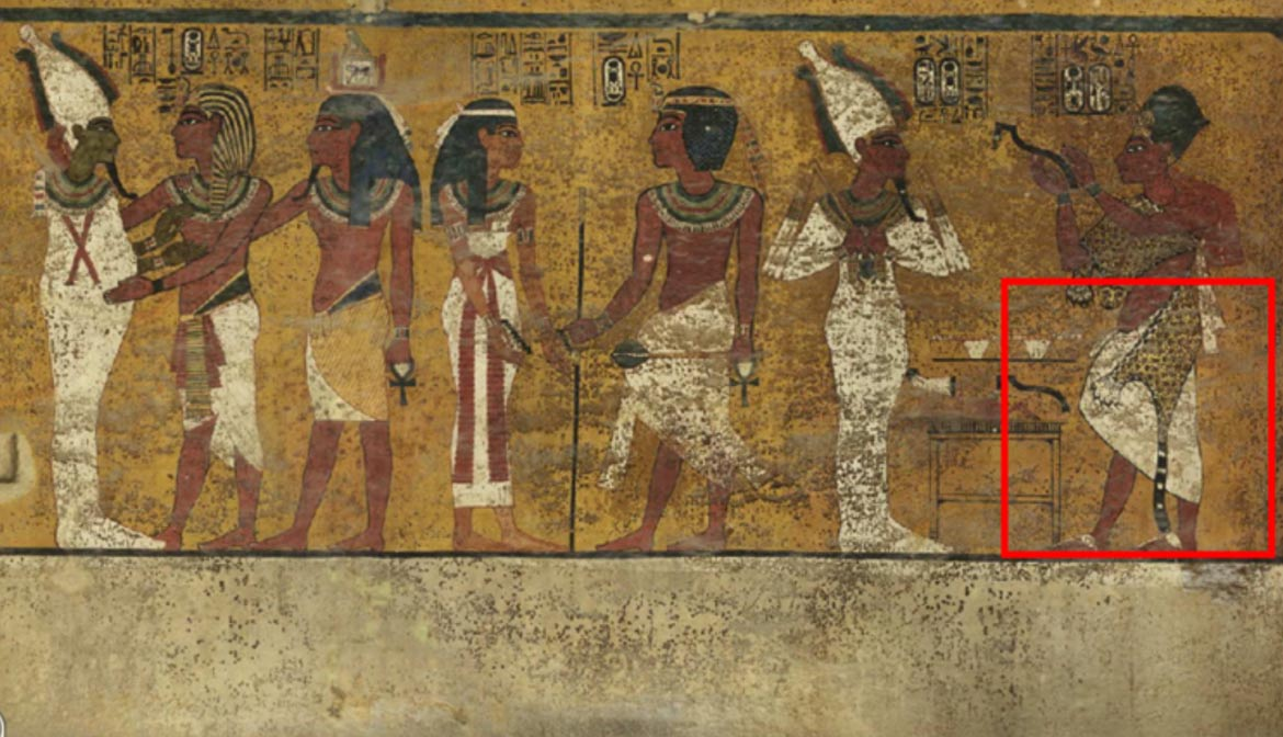 Hidden Chamber Theory To Be Confirmed Or Denied By Radar Scans Beginning Thursday In Tutankhamun Tomb Ancient Origins