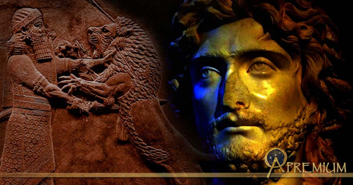 The Man who Assyria Feared: Demon Gallu and King of the Universe