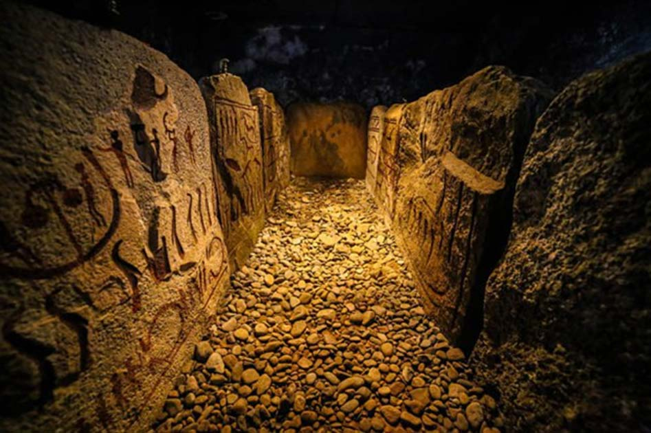 Kivik Kungagraven: A Tomb Fit for a King