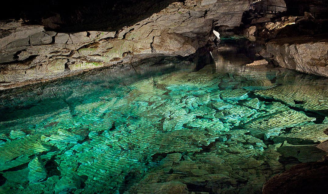 Ice Cave Lake, Krubera Cave