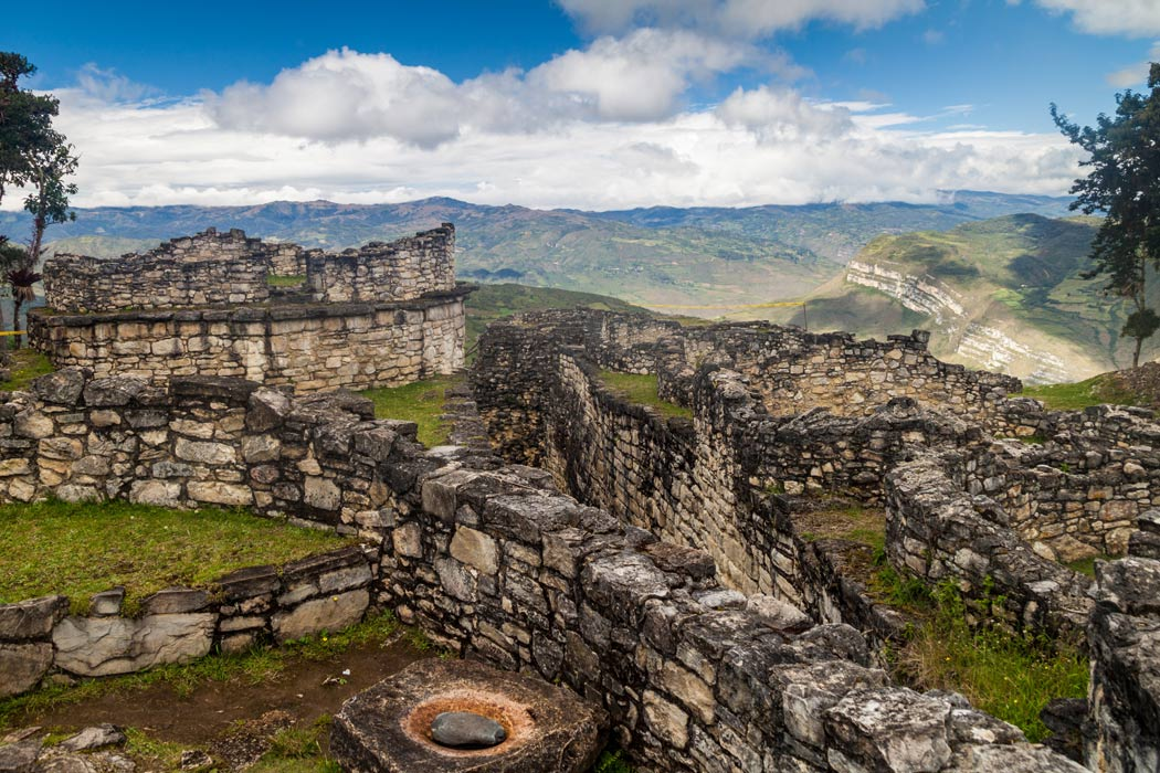 Kuelap, Peru - Ancient Fortress of the Cloud Warriors