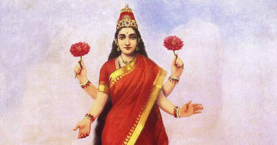 Lakshmi: The Enigmatic Hindu Personification Of Mother Nature