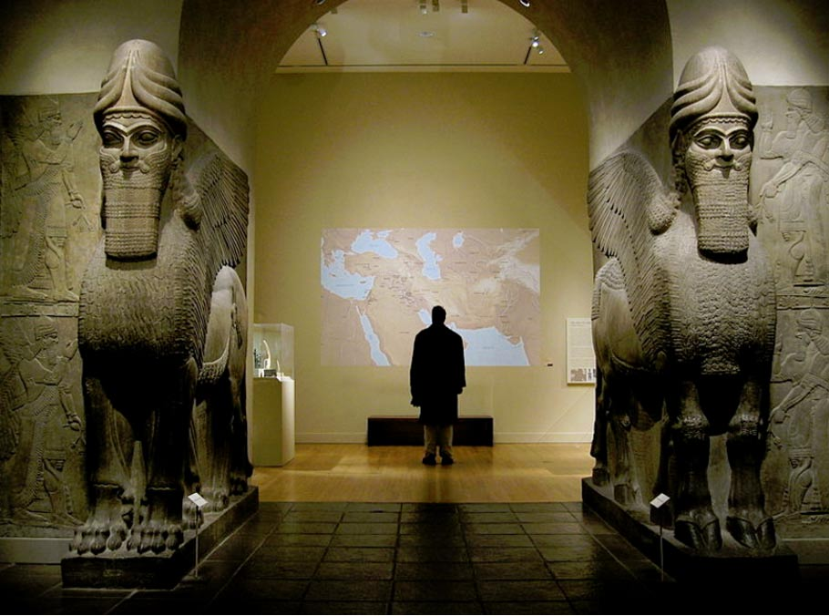 The Gate of Nimrud (Metropolitan Museum)