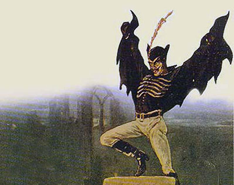 Legends of Spring Heeled Jack, the Uncatchable Demon of Victorian England