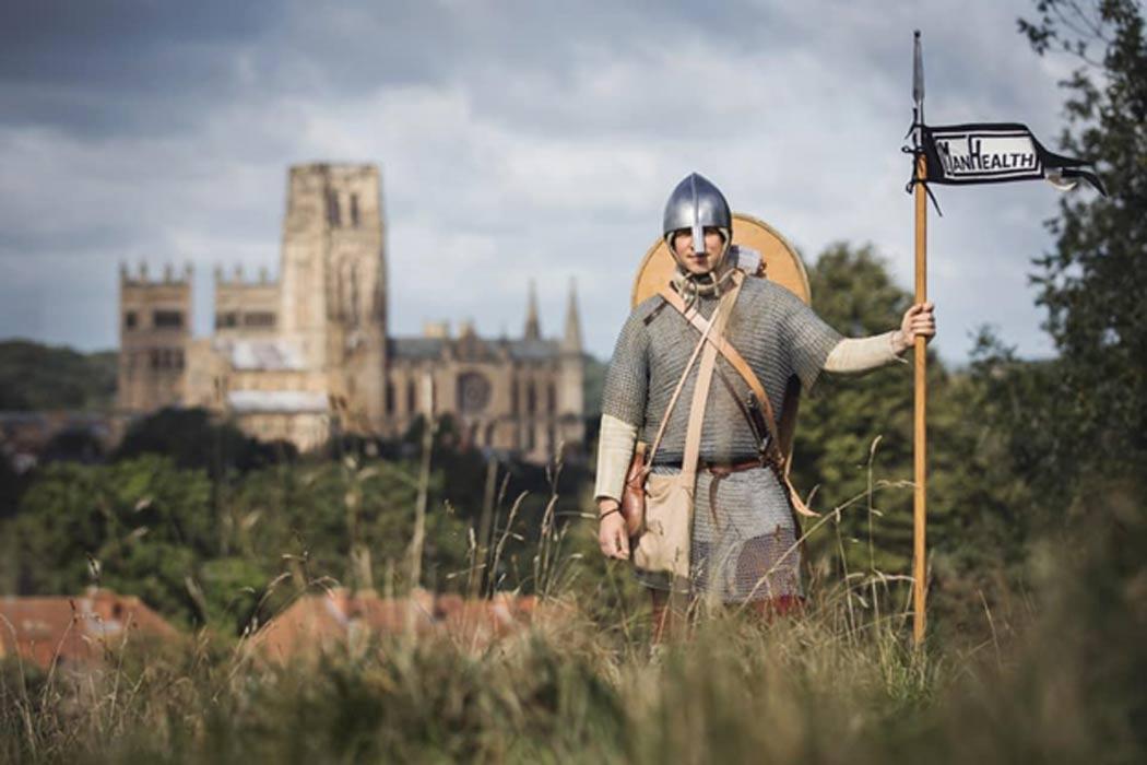 Lewis Kirkbride 1066 Battle Walk