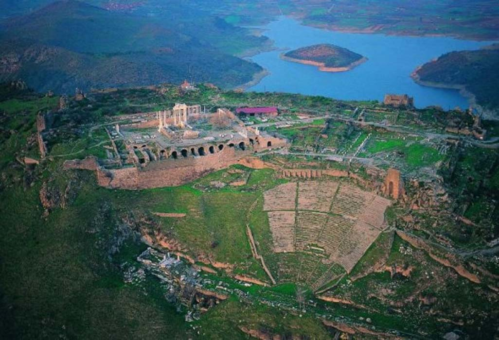 The Library of Pergamum: A Contender for the Greatest Library of the Ancient World
