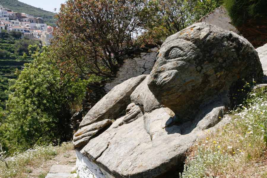 The Protector of Kea Island: The Lion of Kea