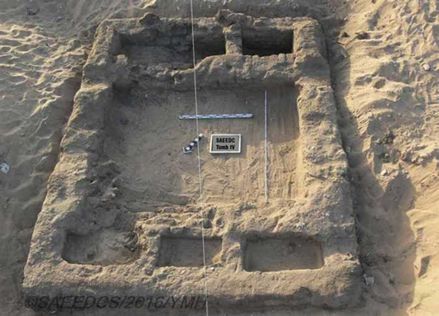 Remains of a 7,000-Year-Old Lost City Discovered in Egypt