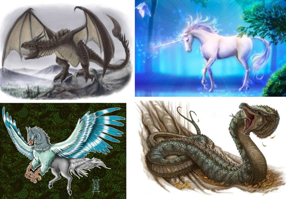 Magical Creatures Of The Ancient World Origins