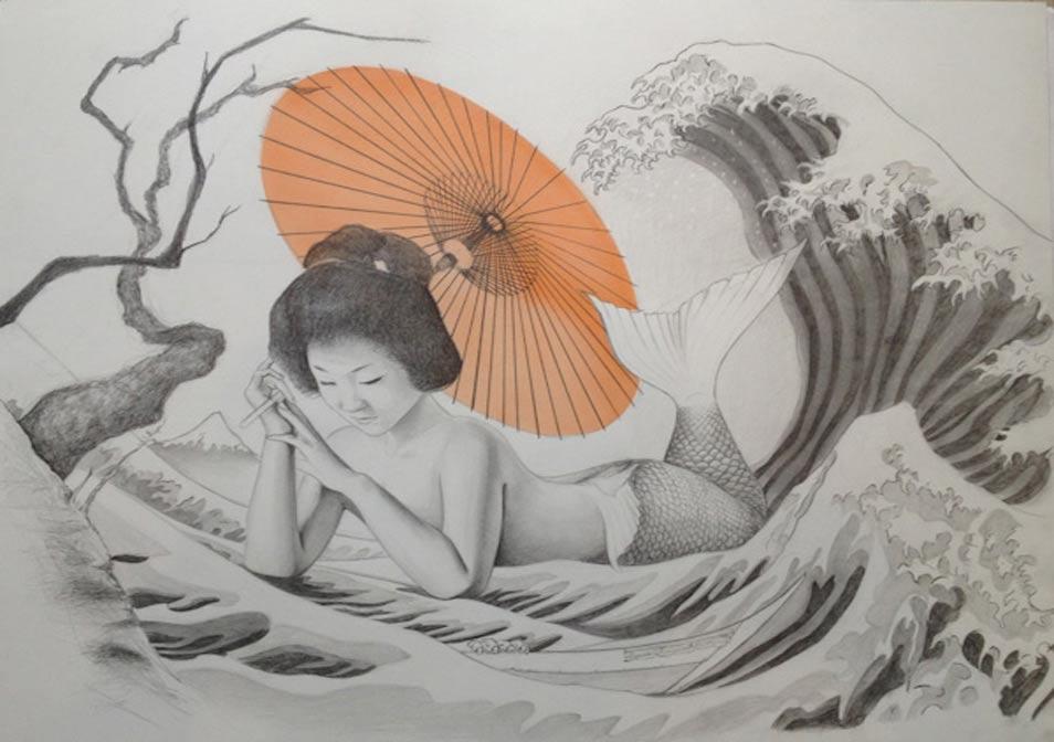 Magical Mermaids of Japanese Folklore | Ancient Origins