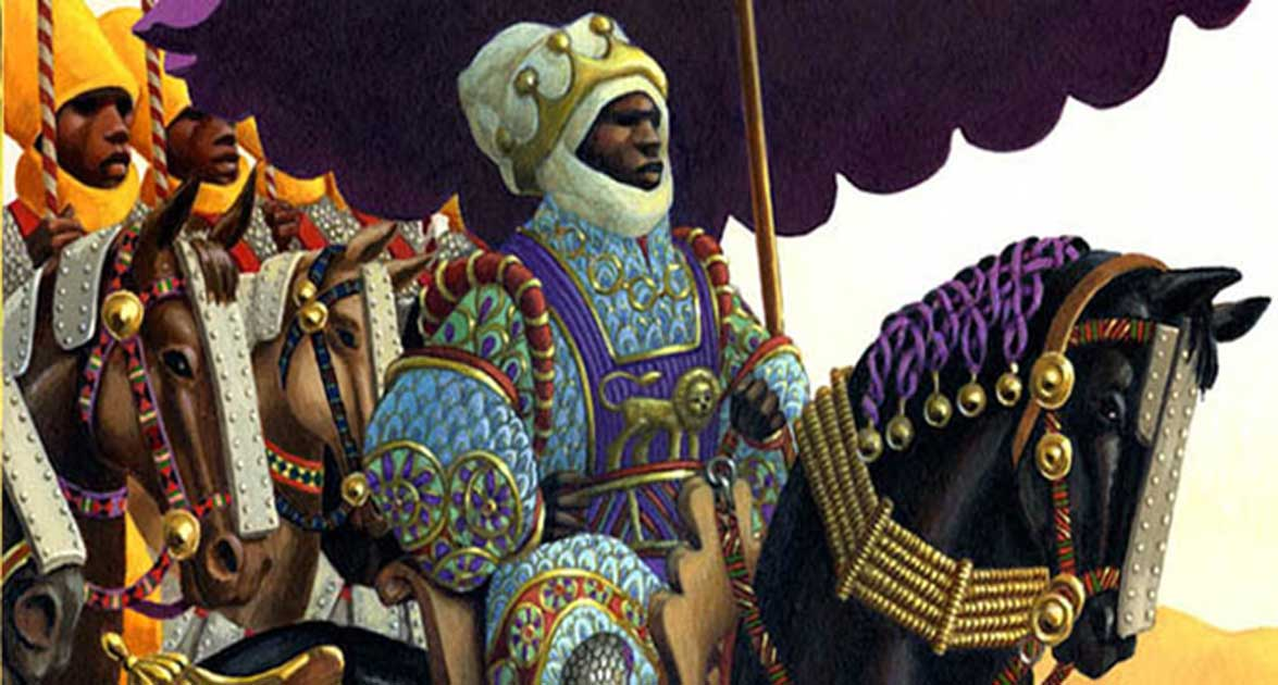 African Empires, The Mali Empire.