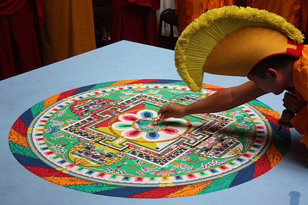 intricacy and reflection transforming mandalas from sacred designs