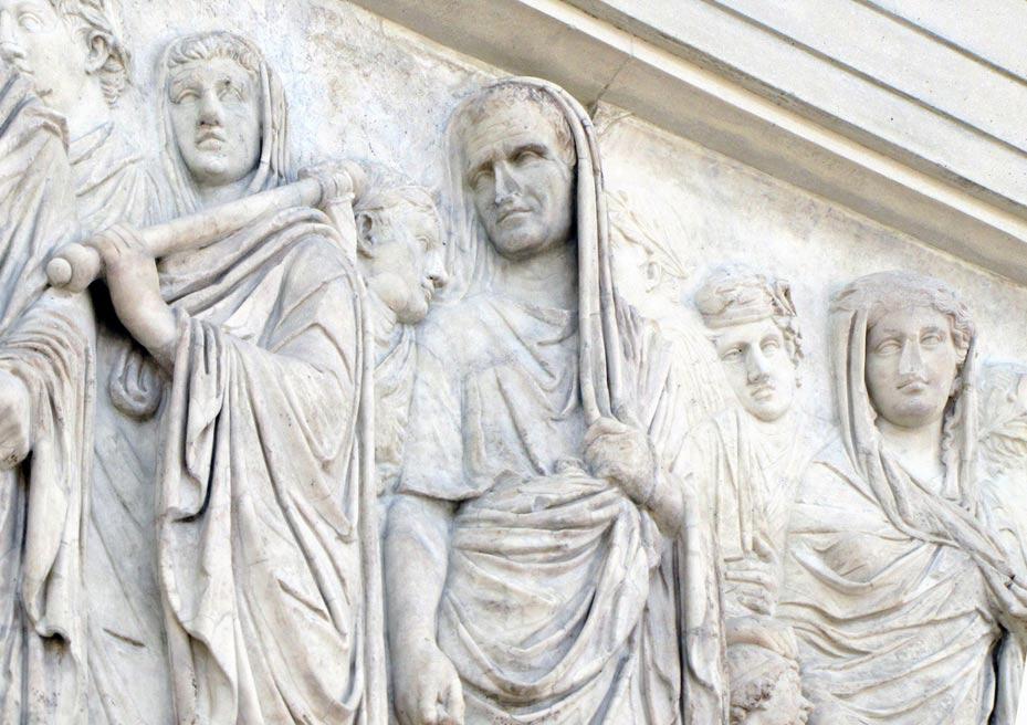 Marcus Vipsanius Agrippa.