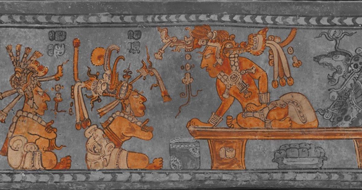 Maya Animation? Breathing Newfound Vitality into Ancient Maya Art